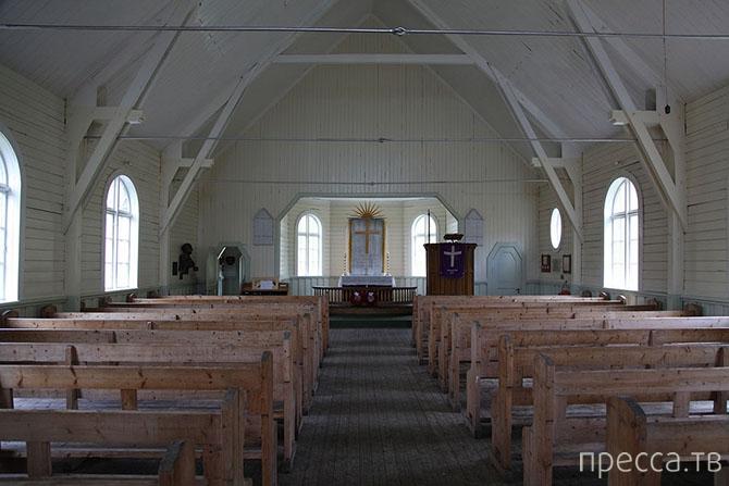 Топ 7: Церкви Антарктиды (24 фото)