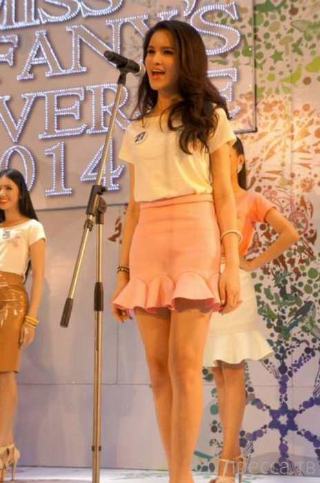 Мисс Тиффани 2014 года - это конкурс для трансгендерных мужчин в Таиланде (19 фото)