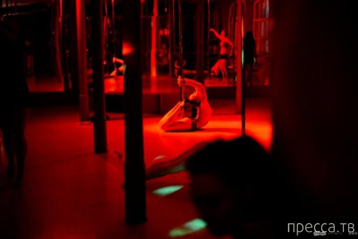 Как стриптиз стал спортом (13 фото)