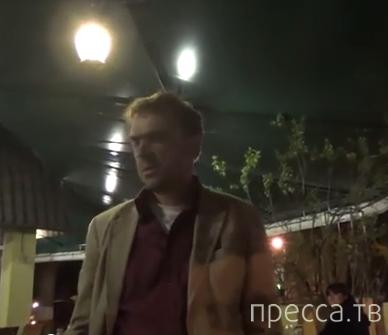 """Пьяное """"выступление"""" в баре... г. Симферополь"""