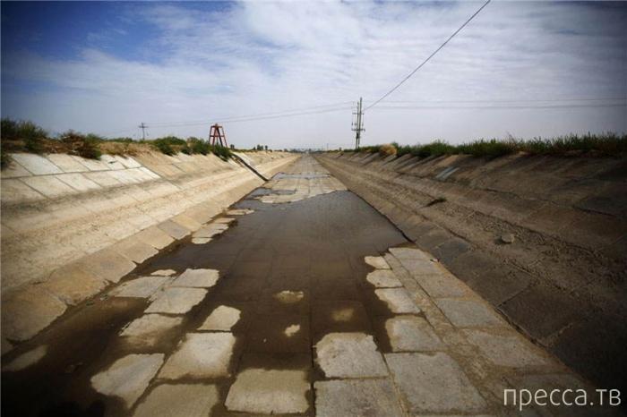 Топ 9: Самые опасные места на планете (19 фото)