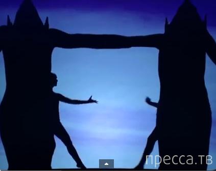 Удивительный танец теней на шоу талантов Великобритании