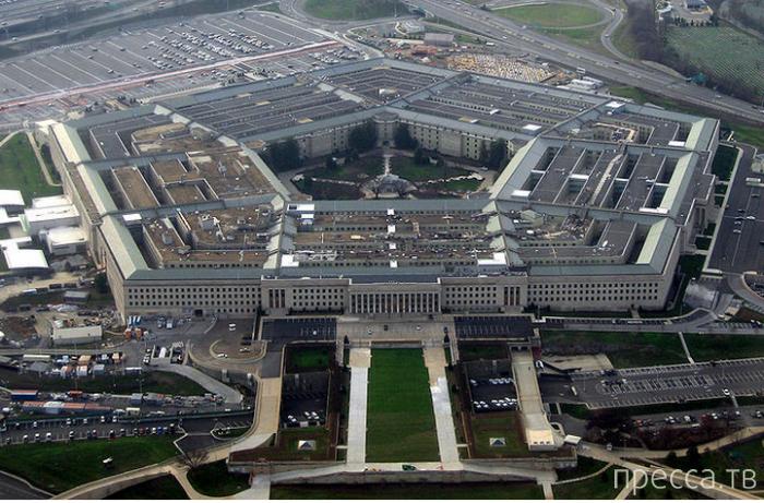 Интересные загадочные факты о Пентагоне (17 фото)
