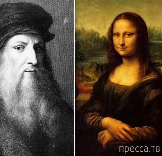 Топ 14: Самые известные загадки и изобретения Леонардо да Винчи (19 фото)