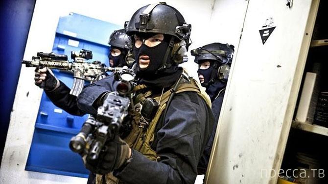 Как выглядит спецназ разных стран мира (28 фото)