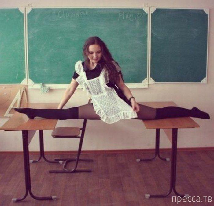 Фотографии, которые выкладывают школьники в социальных сетях (19 фото)