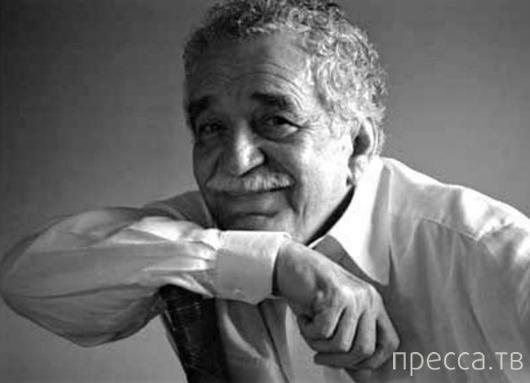 Культовые цитаты из произведений и интервью известного колумбийского писателя Габриэля Гарсия Маркеса (5 фото)