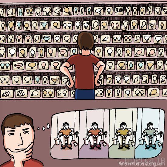 Веселые комиксы и карикатуры, часть 118 (19 фото)