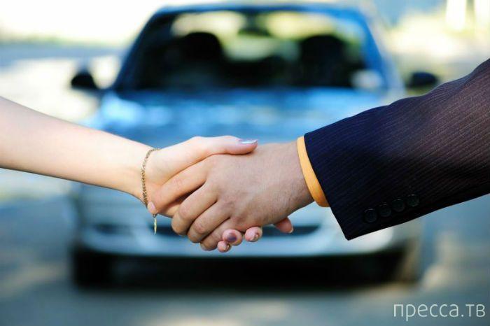 Как приезжих обманывают на покупке автомобилей (5 фото)