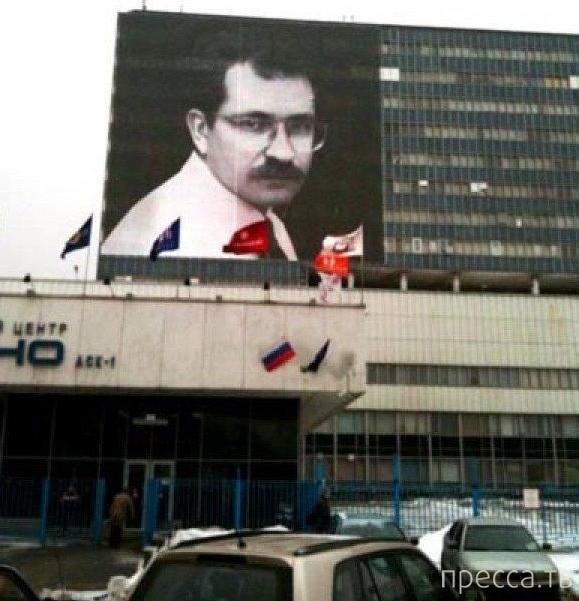 Опасная российская мафия: Солнцевская братва (32 фото)