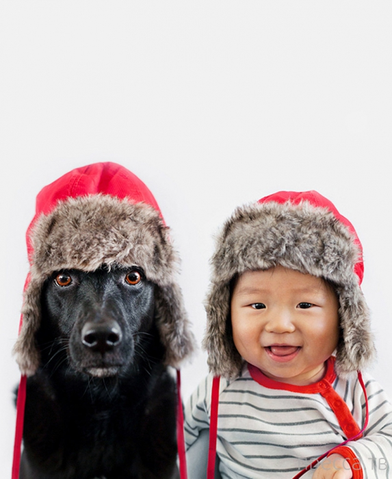 Фотопроект 'Zoey and Jasper' (7 фото)