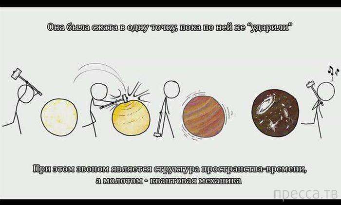 Профессор физики Алан Адамс и его необычное открытие (9 фото)