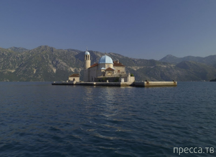 Скадарское озеро в Черногории - самое большое в Юго-Восточной Европе (11 фото)