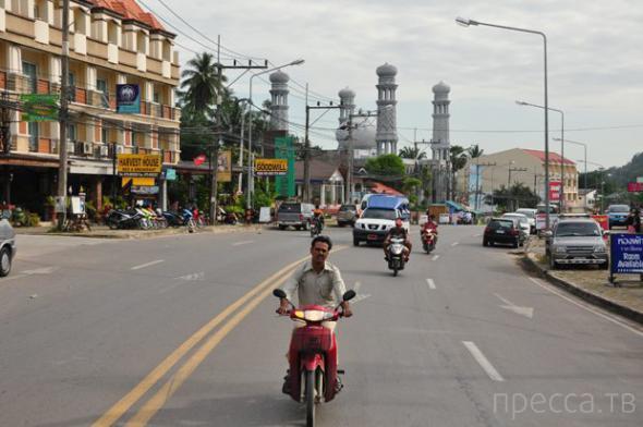 Как ведут себя на дорогах в разных странах (8 фото)