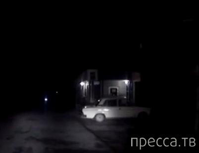 Полицейская погоня и задержание пьяного угонщика... ДТП на ул. Ишимская, г. Омск