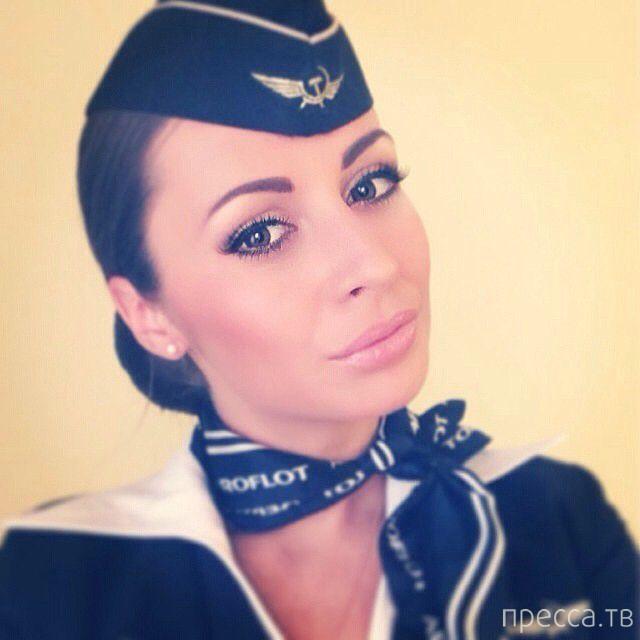 Российские стюардессы (64 фото)