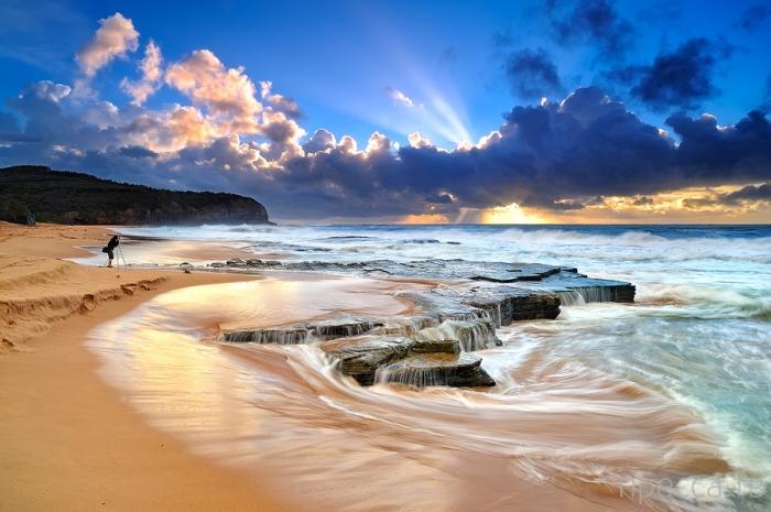 Красивые фотографии с водой в разных ее проявлениях (9 фото)
