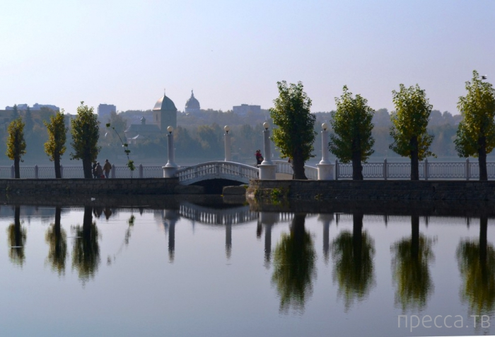Тернопольское озеро (8 фото)