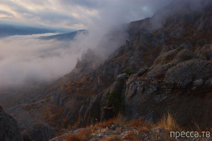 Долина приведений в Крыму (9 фото)