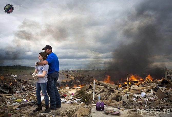 Минувшая неделя в фотографиях со всего мира (30 фото)