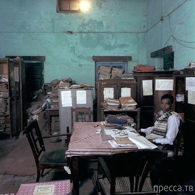 Индийские офисы (9 фото)
