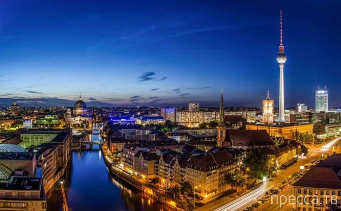Топ 25: Города, которые надо увидеть хотя бы раз в жизни (51 фото)