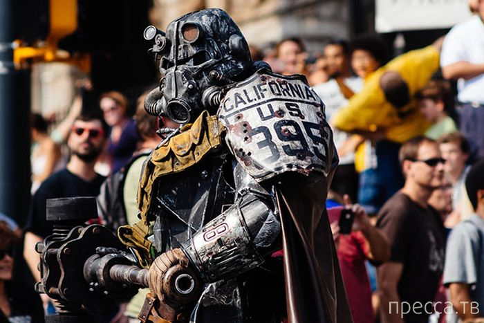 Фотографии с лучшими образами фанатов косплей фестивалей (35 фото)