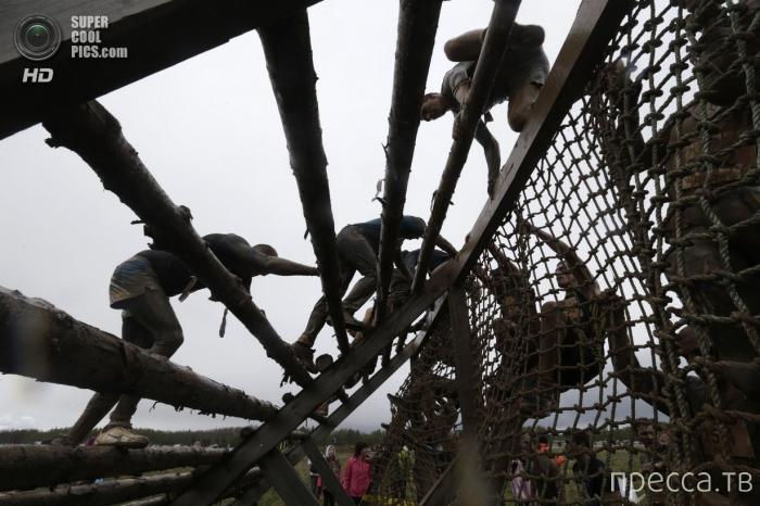 Фотографии с ежегодного марафона - Strong Race 2014 (12 фото)