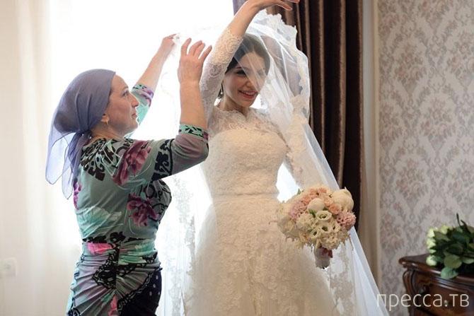 Традиции чеченских свадеб (14 фото)