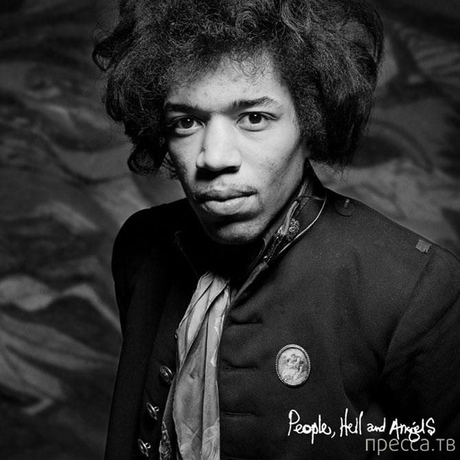 Топ 11: Посмертные альбомы известных музыкантов (10 фото)