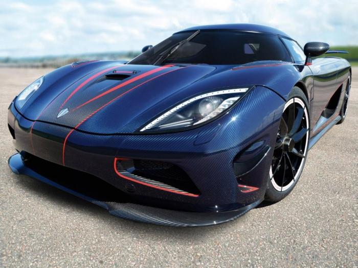 Топ 10: Самые быстрые автомобили в мире (10 фото)
