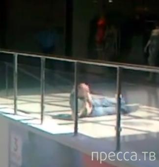 """Проишествие в ТЦ """"Центральный"""", г. Уфа"""