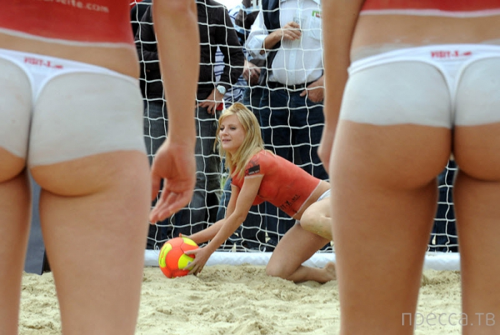 Обнаженный спорт (14 фото)
