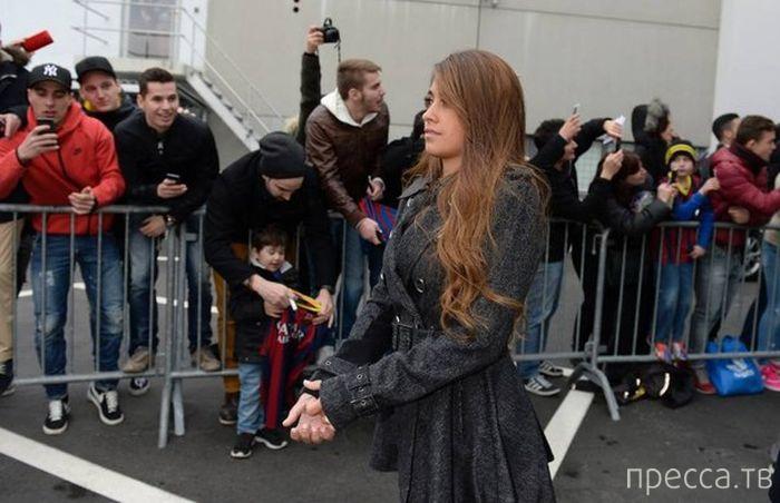 """На ком женат форвард """"Барселоны"""" Лионель Месси (26 фото)"""