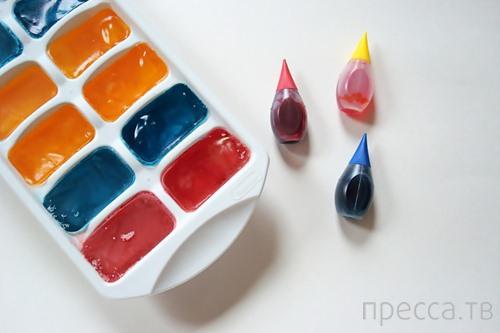 Народный креатив и формочки для льда (25 фото)