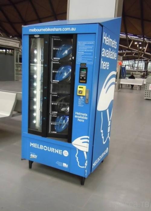 Топ 10: Самые неожиданные вещи, которые можно купить в торговом автомате (10 фото)