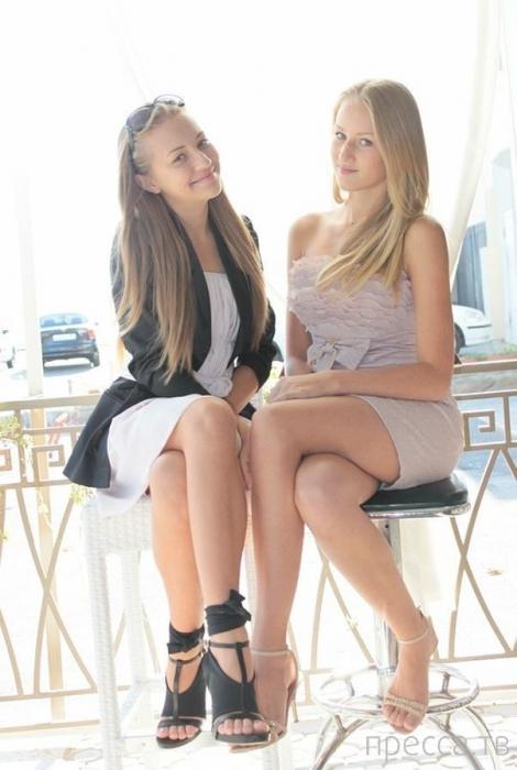 Симпатичные девушки из российских социальных сетей (49 фото)