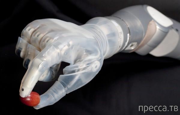 Самые передовоые роботизированные протезы от Дина Кеймена (3 фото + видео)
