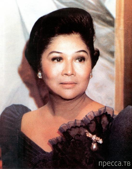 Топ 7: Самые известные первые леди (8 фото)