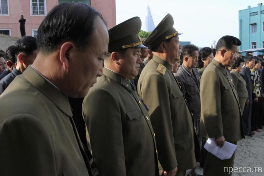 Уникальные фото из Северной Кореи (4 фото)