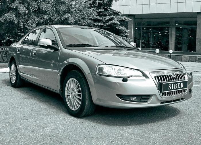 Неудачные российские автомобили (14 фото)