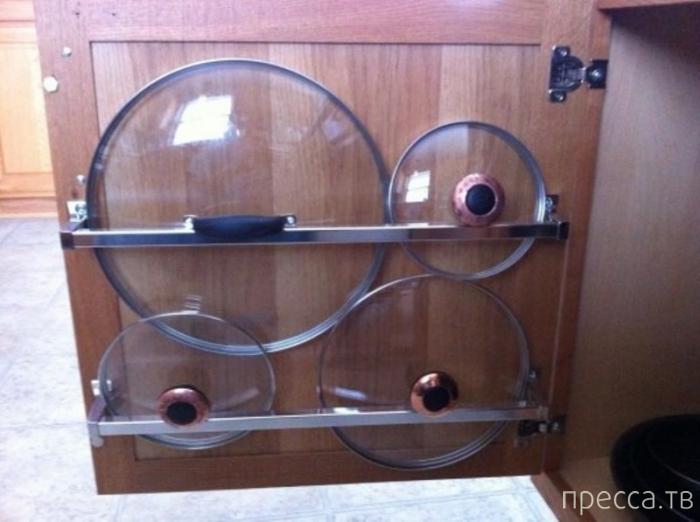 Простые и действенные лайфхаки для вашей кухни (23 фото)