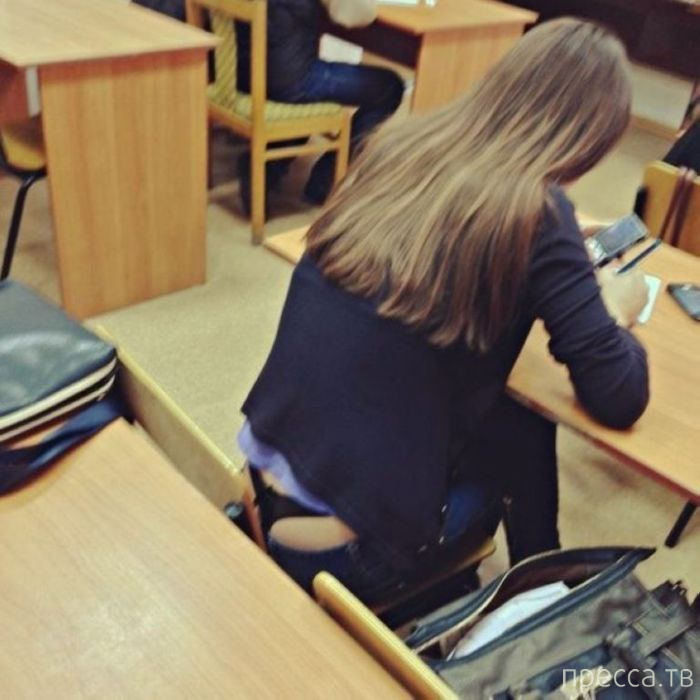 Стиль одежды современных школьниц (18 фото)