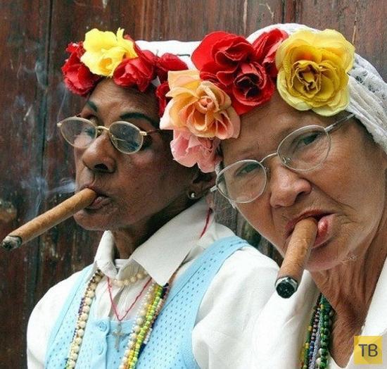 Топ 10: Наиболее распространенные мифы о курении (7 фото)