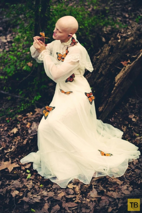 Мелани Гайдос: самая провокационная модель в мире (22 фото + видео)
