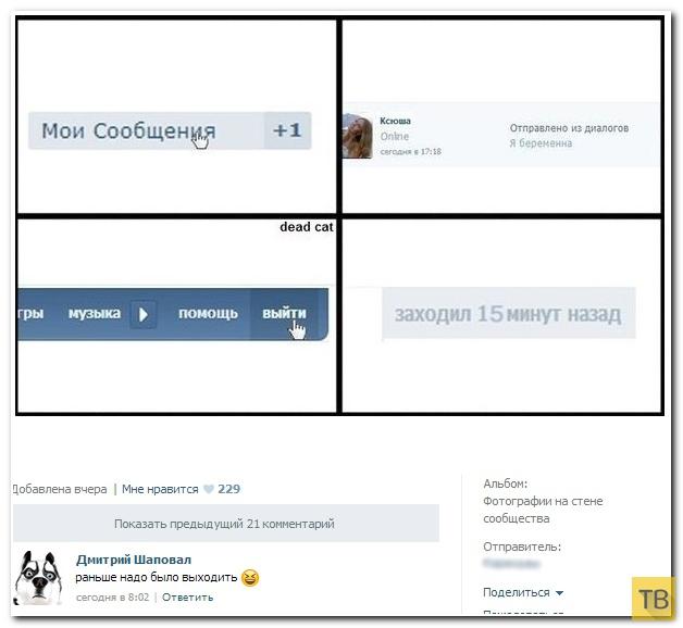 Прикольные комментарии из социальных сетей, часть 179 (39 фото)