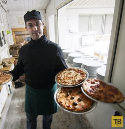 Как делают настоящую сицилийскую пиццу (15 фото)