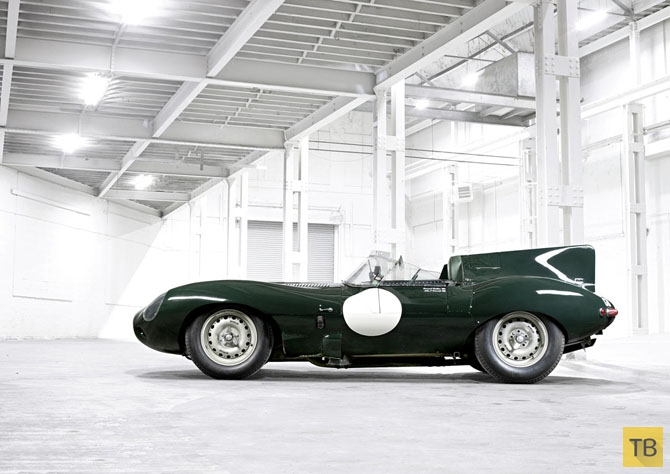 """""""Jaguar E-Type"""" - Самый красивый автомобиль в мире (32 фото)"""