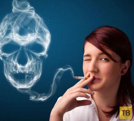 Топ 10: Самые курящие страны в мире (10 фото)