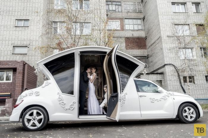 Автомобиль-карета (11 фото)